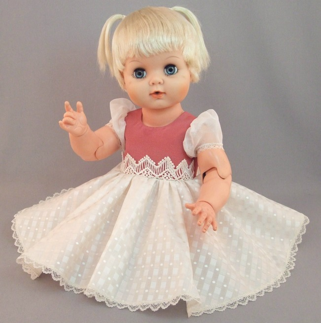 MAGIC 3 Glamour Baby Doll Dress Patterns Glamour Baby