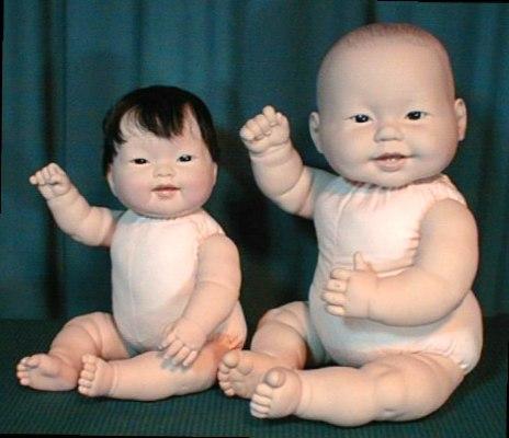 Cloth Doll Body Vinyl Dolls Make Doll Body Restore