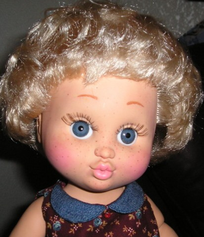 How To Replace The Eye Lens On Baby Face Dolls
