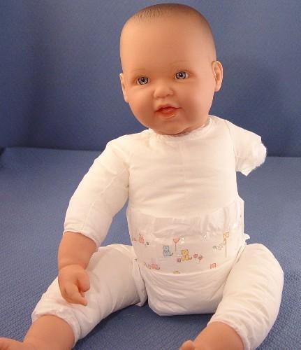 Revise Doll Body Cloth Body Restore Dolls Vinyl Dolls